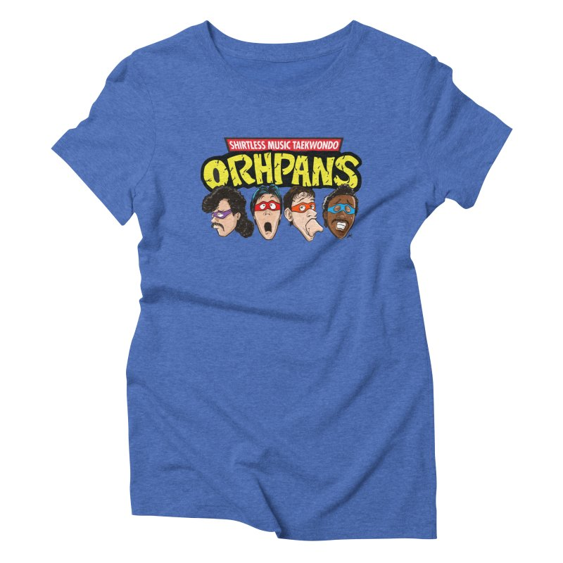 Taekwondo Orhpans Women's Triblend T-Shirt by RiffTrax on Threadless!