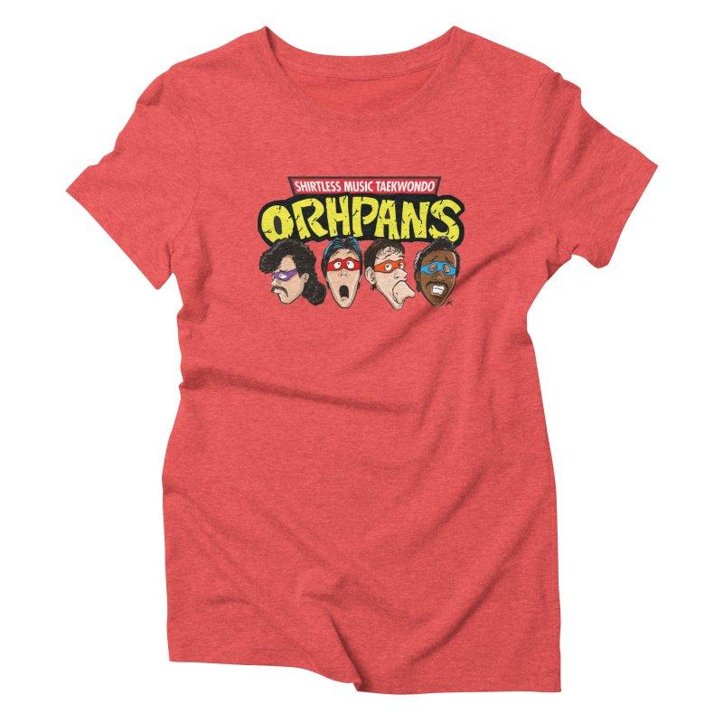 Taekwondo Orhpans Women's Triblend T-Shirt by RiffTrax on Threadless!