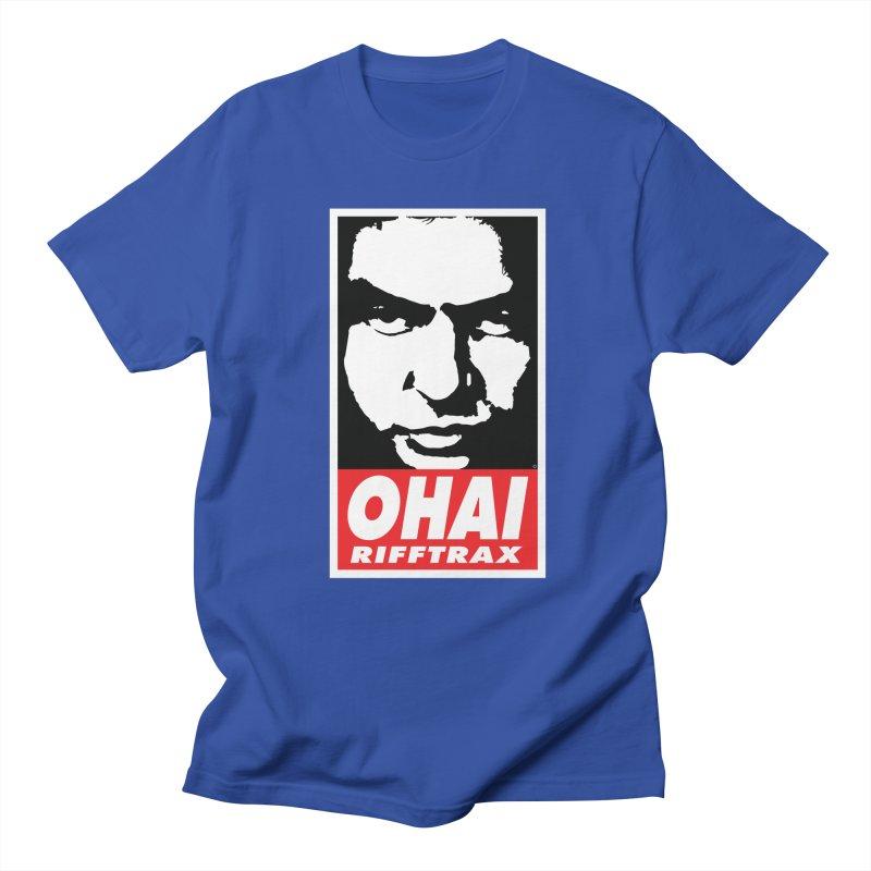 OHAI RiffTrax Men's T-Shirt by RiffTrax on Threadless!