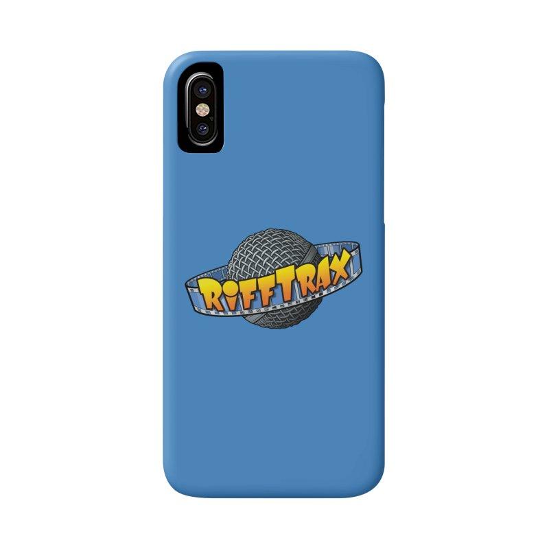 RiffPlanet RIFFTRAX LOGO Accessories Phone Case by RiffTrax on Threadless!