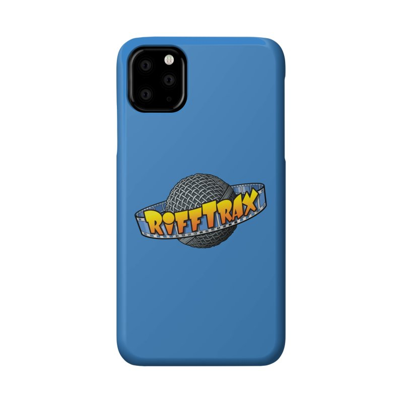 RiffPlanet RIFFTRAX LOGO Accessories Phone Case by RiffTrax on Threadless!