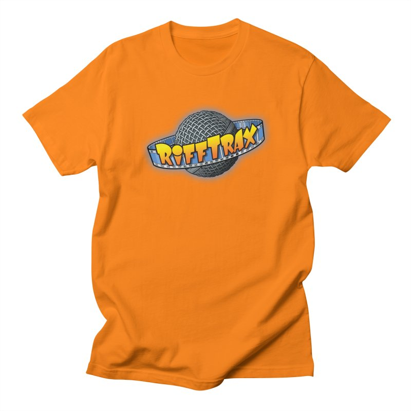RiffPlanet RIFFTRAX LOGO Men's T-Shirt by RiffTrax on Threadless!