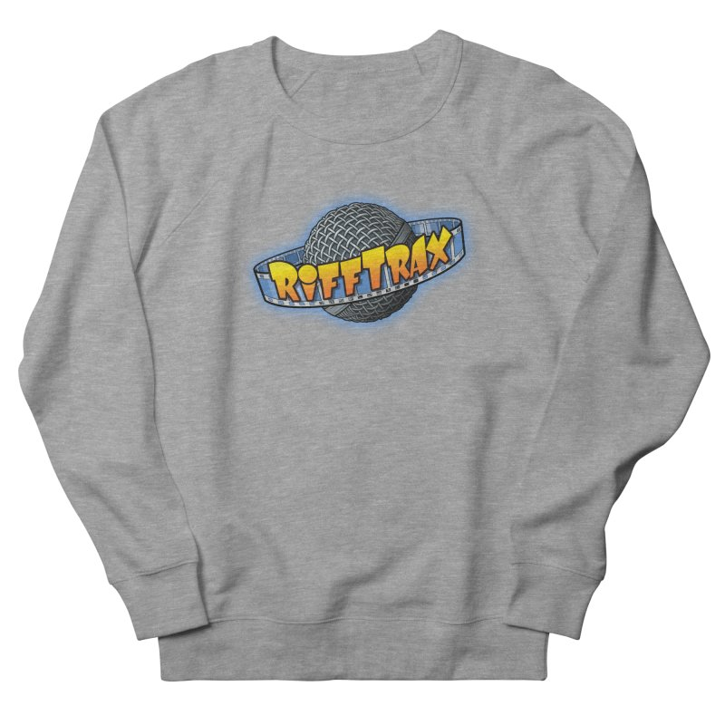 RiffPlanet RIFFTRAX LOGO Women's Sweatshirt by RiffTrax on Threadless!