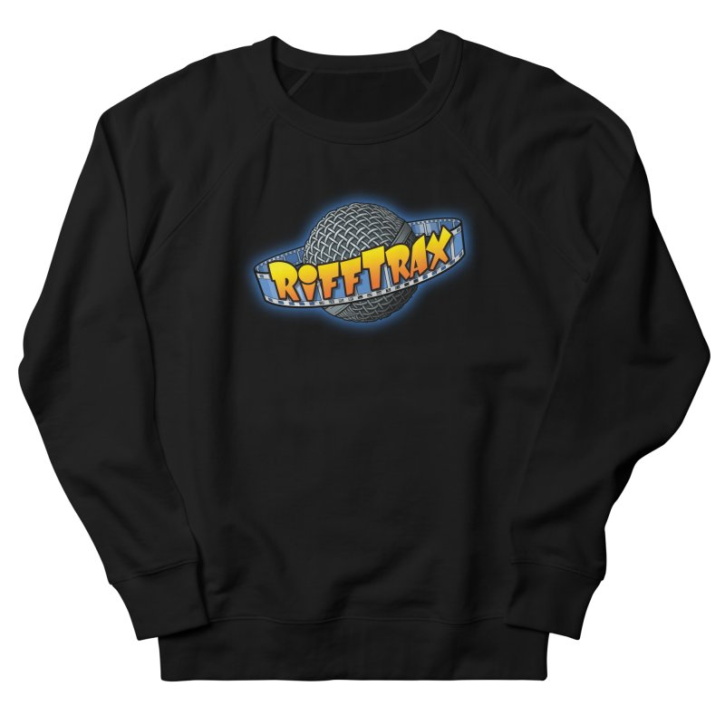 RiffPlanet RIFFTRAX LOGO Women's French Terry Sweatshirt by RiffTrax on Threadless!