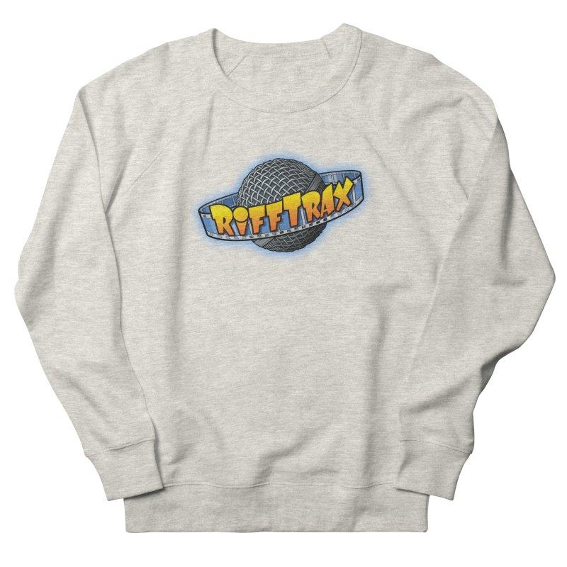 RiffPlanet RIFFTRAX LOGO Women's French Terry Sweatshirt by RiffTrax on Threadless!