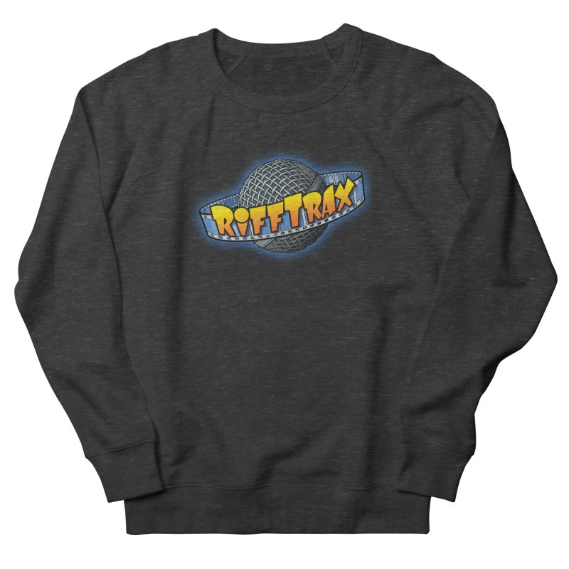 RiffPlanet RIFFTRAX LOGO Men's French Terry Sweatshirt by RiffTrax on Threadless!