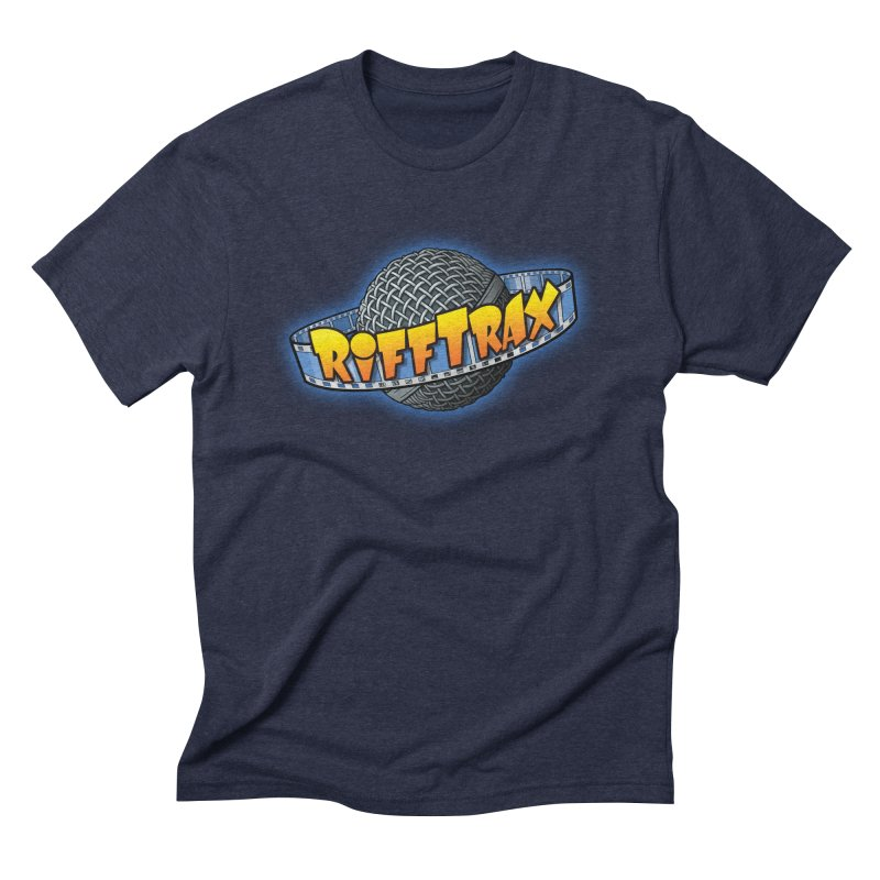 RiffPlanet RIFFTRAX LOGO Men's Triblend T-shirt by RiffTrax on Threadless!