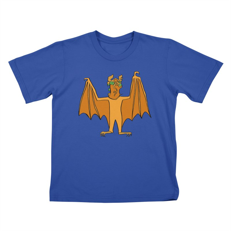Demon Bat Kids T-Shirt by RiffTrax on Threadless!