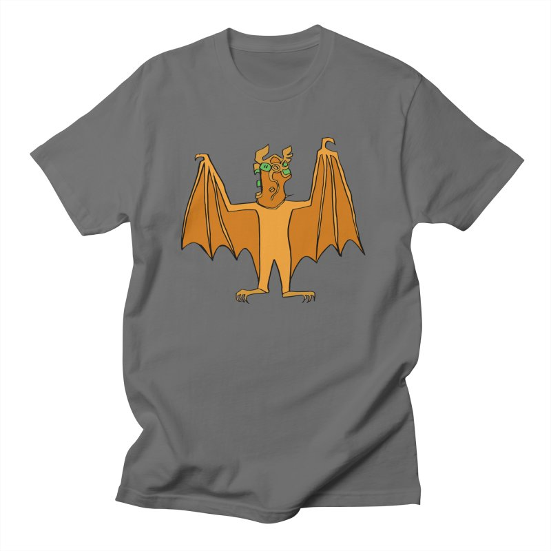 Demon Bat Men's T-Shirt by RiffTrax on Threadless!