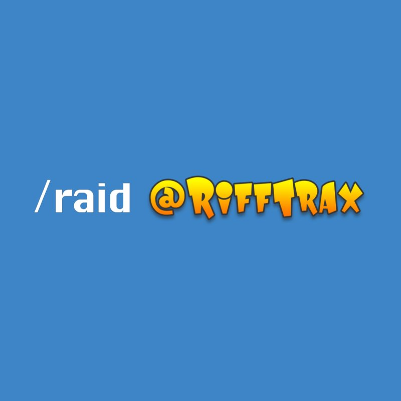 Raid RiffTrax by RiffTrax on Threadless!