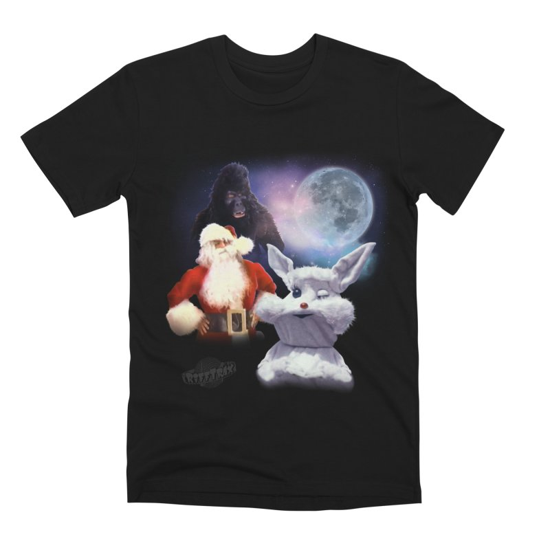 Three Hurr Moon Men's Premium T-Shirt by RiffTrax on Threadless!