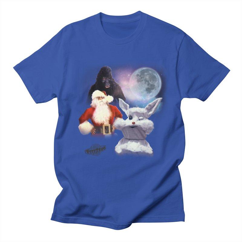 Three Hurr Moon Women's Regular Unisex T-Shirt by RiffTrax on Threadless!
