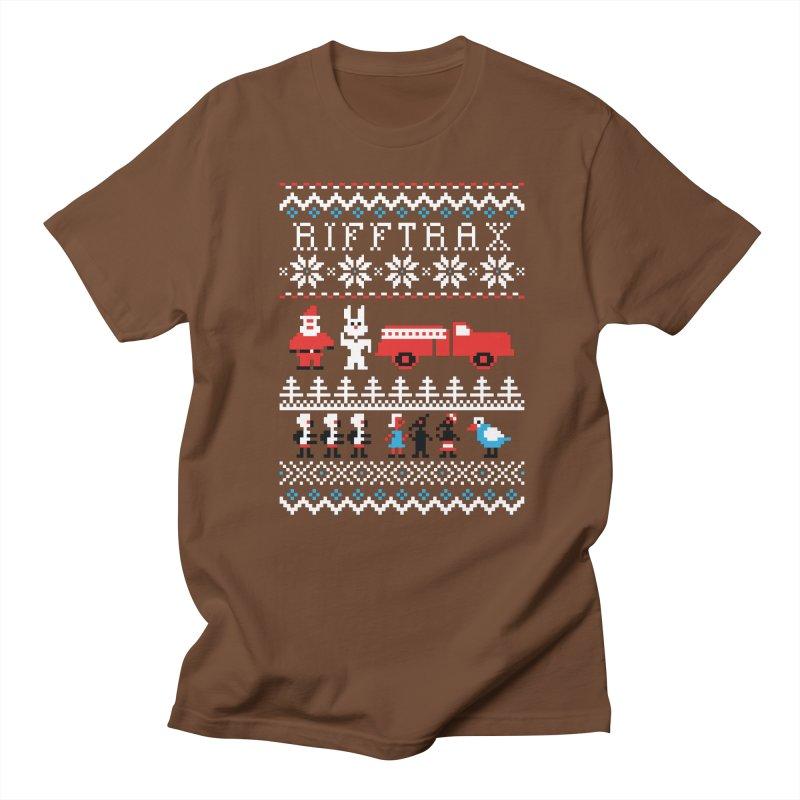 RiffTrax Ice Cream Bunny Ugly Shirt Men's Regular T-Shirt by RiffTrax on Threadless!