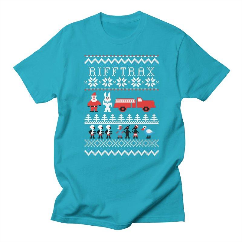 RiffTrax Ice Cream Bunny Ugly Shirt Men's T-Shirt by RiffTrax on Threadless!