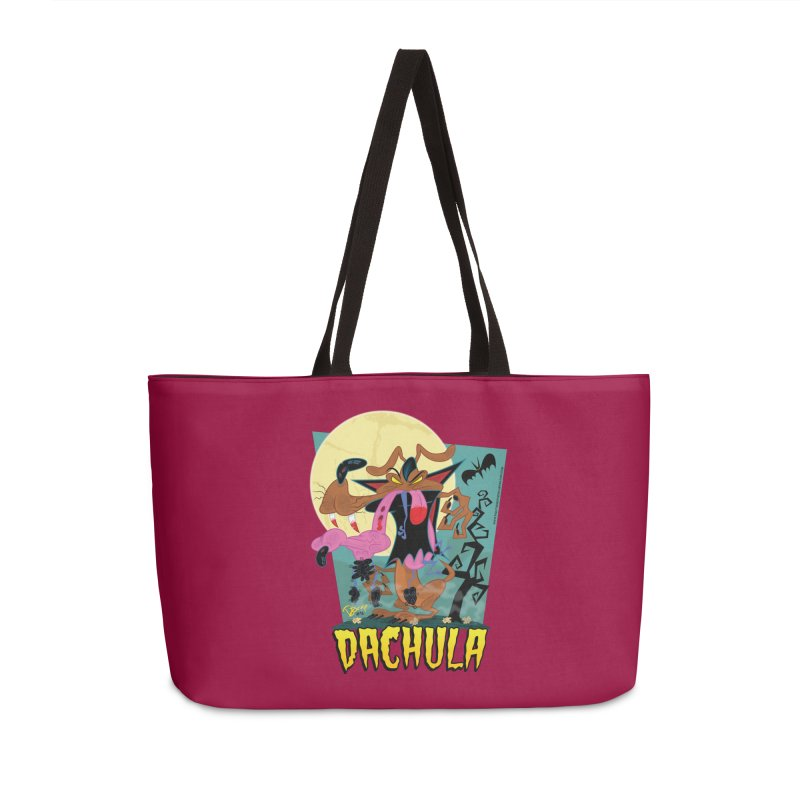 Dachula Accessories Bag by righthemispherelaboratory's Shop