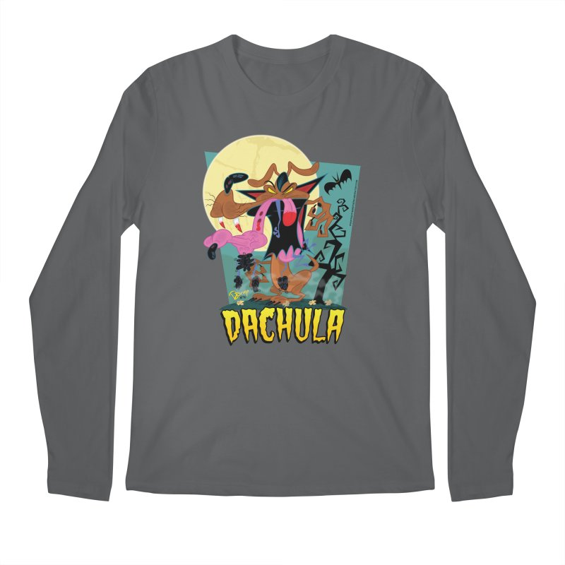Dachula Men's Longsleeve T-Shirt by righthemispherelaboratory's Shop
