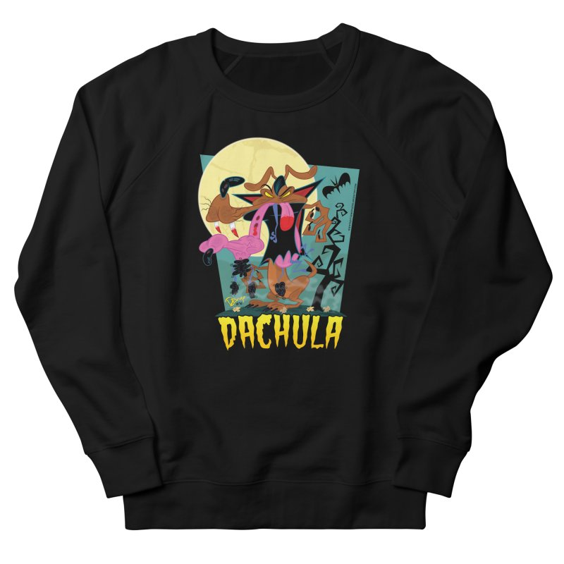 Dachula Women's Sweatshirt by righthemispherelaboratory's Shop