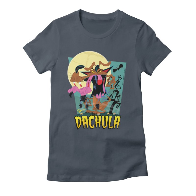 Dachula Women's T-Shirt by righthemispherelaboratory's Shop