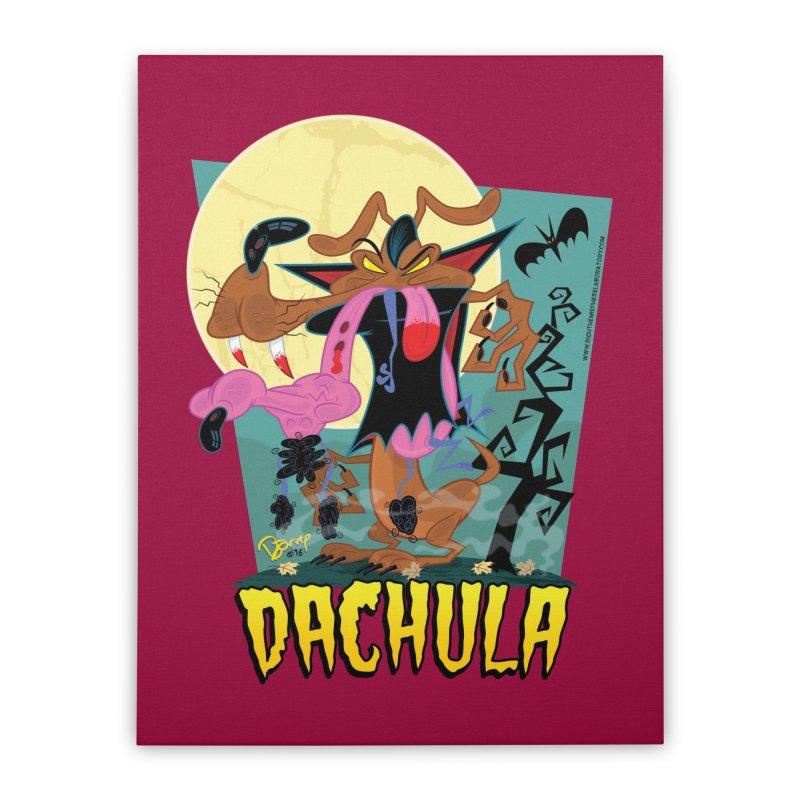 Dachula Home Duvet by righthemispherelaboratory's Shop