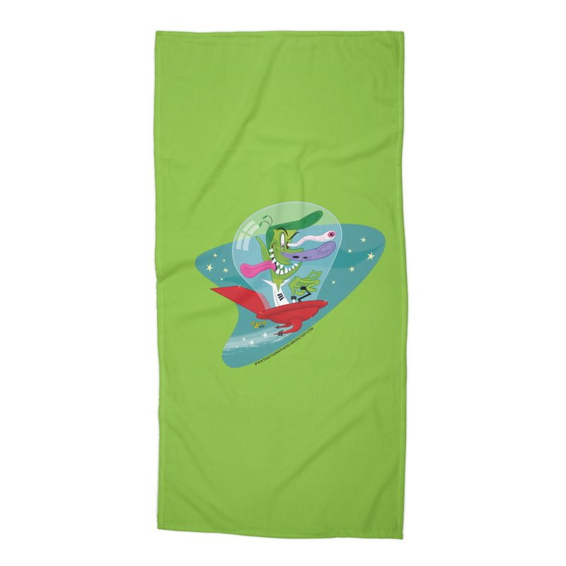 Jet Fink Accessories Beach Towel by righthemispherelaboratory's Shop