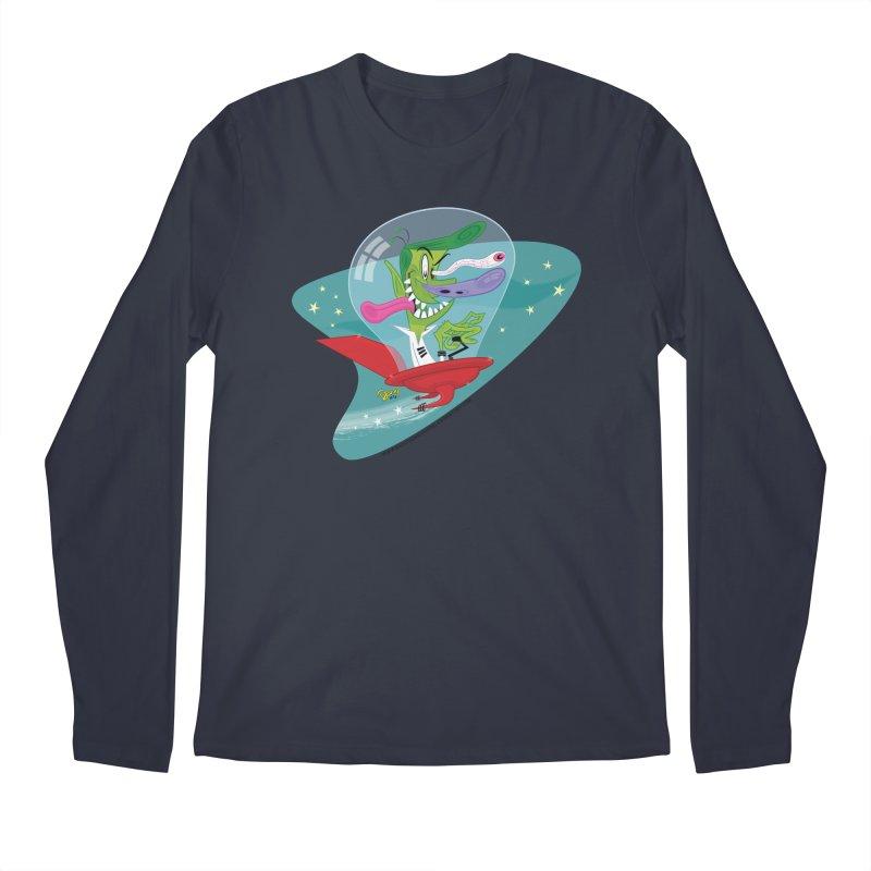 Jet Fink Men's Longsleeve T-Shirt by righthemispherelaboratory's Shop