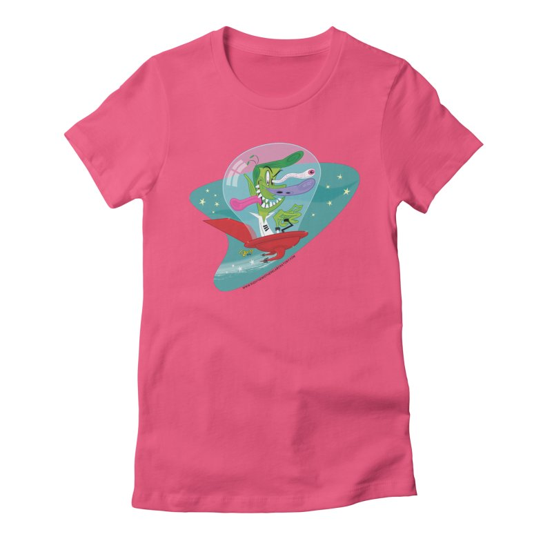 Jet Fink Women's T-Shirt by righthemispherelaboratory's Shop