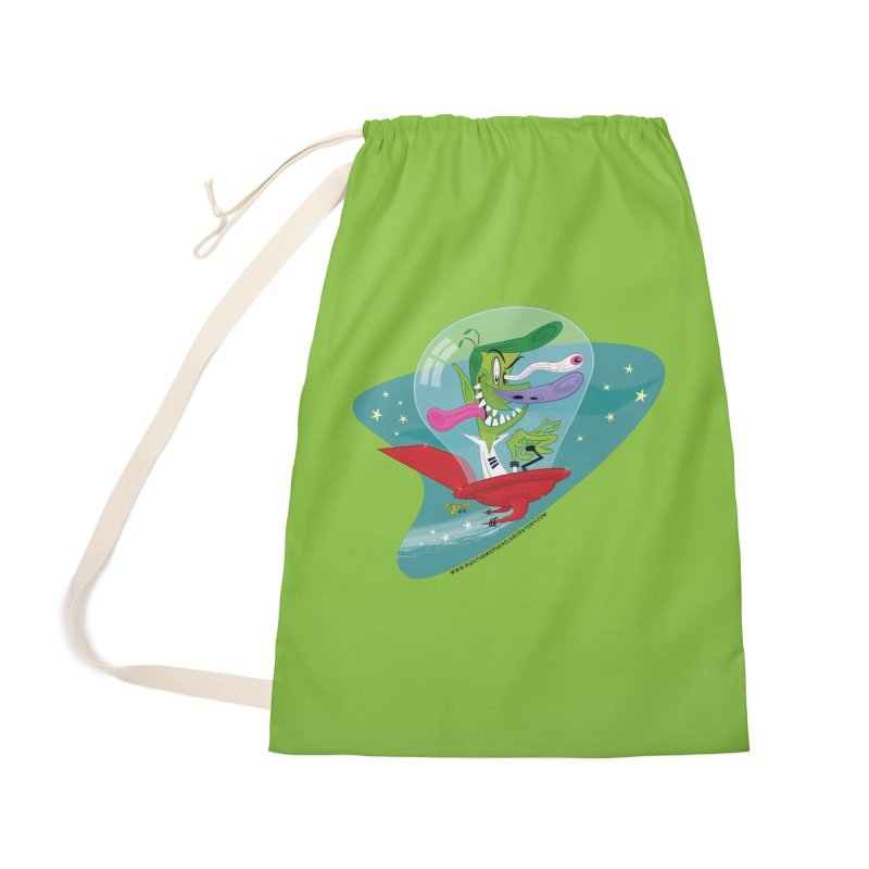 Jet Fink Accessories Bag by righthemispherelaboratory's Shop