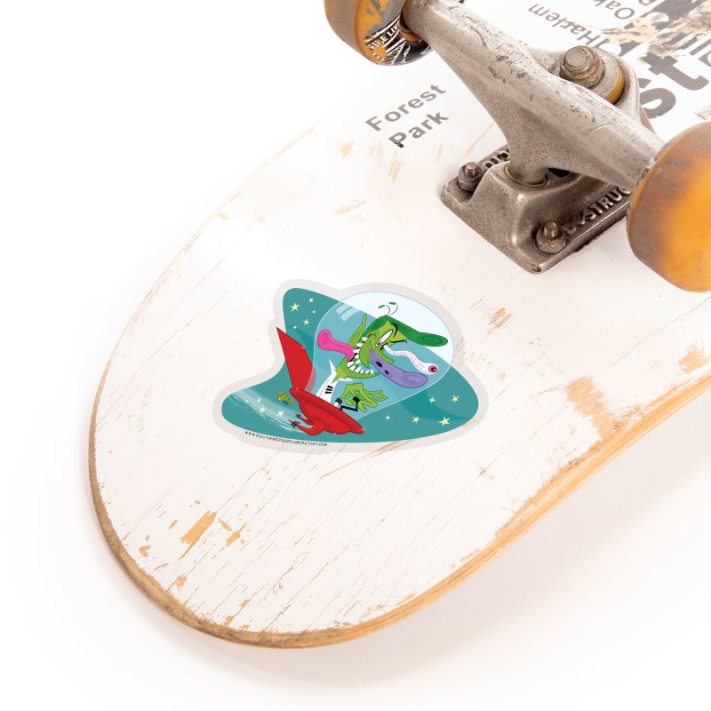 Jet Fink Accessories Sticker by righthemispherelaboratory's Shop
