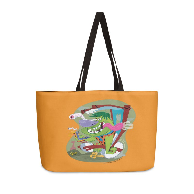 Fink-Stone Accessories Bag by righthemispherelaboratory's Shop