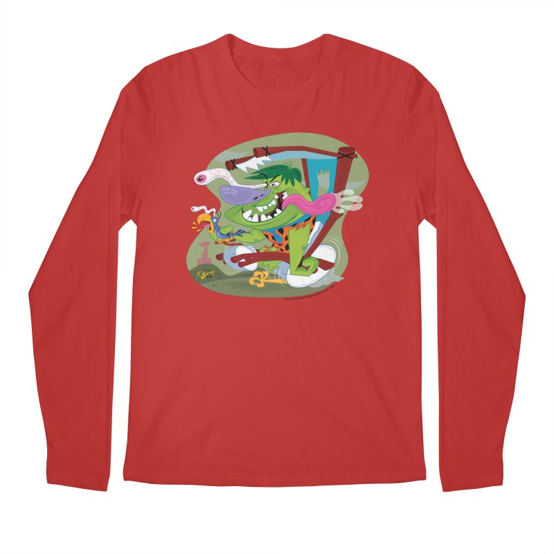 Fink-Stone Men's Regular Longsleeve T-Shirt by righthemispherelaboratory's Shop