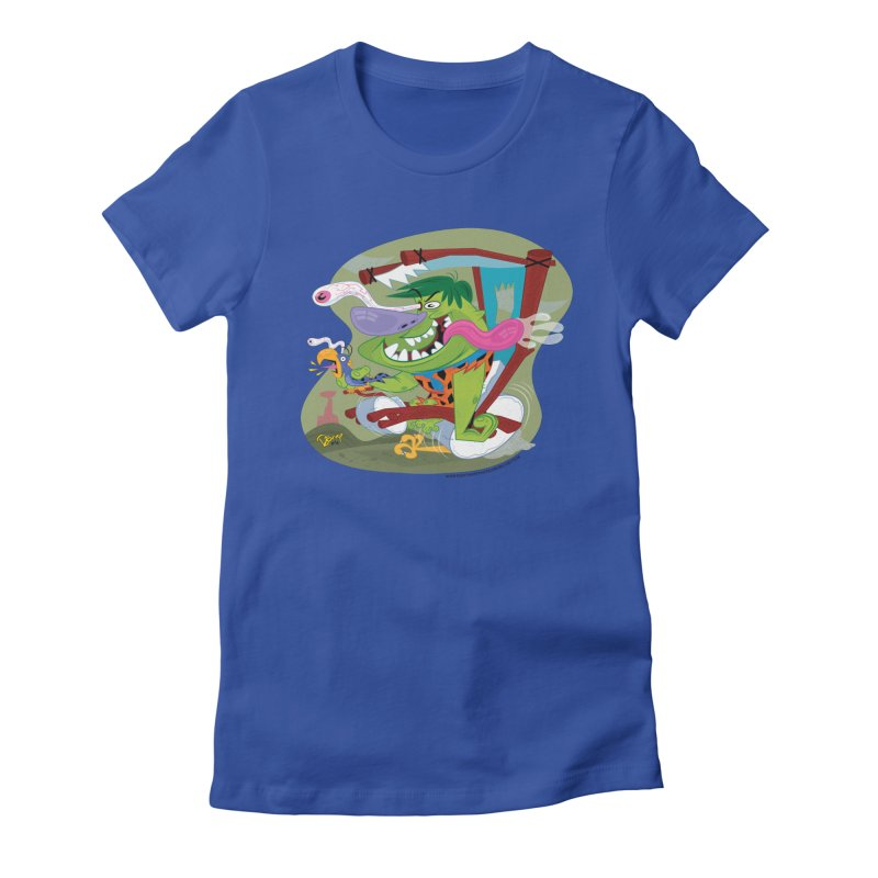 Fink-Stone Women's T-Shirt by righthemispherelaboratory's Shop