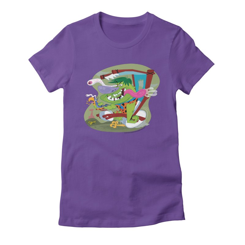 Fink-Stone Women's T-Shirt by righthemispherelaboratory's Shop