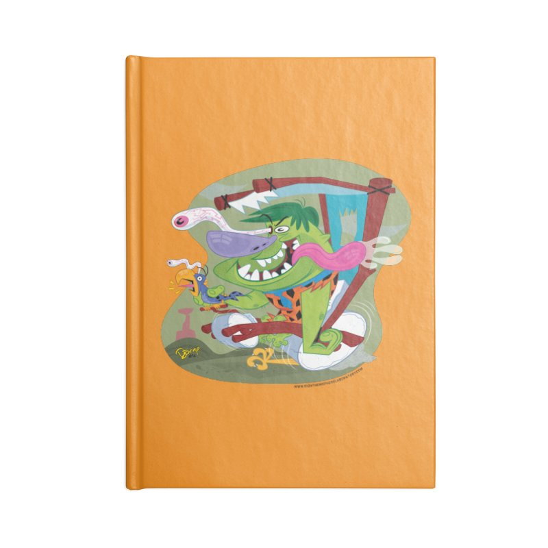 Fink-Stone Accessories Notebook by righthemispherelaboratory's Shop