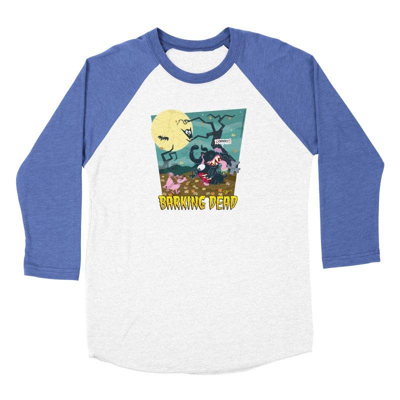 Barking Dead Women's Longsleeve T-Shirt by righthemispherelaboratory's Shop