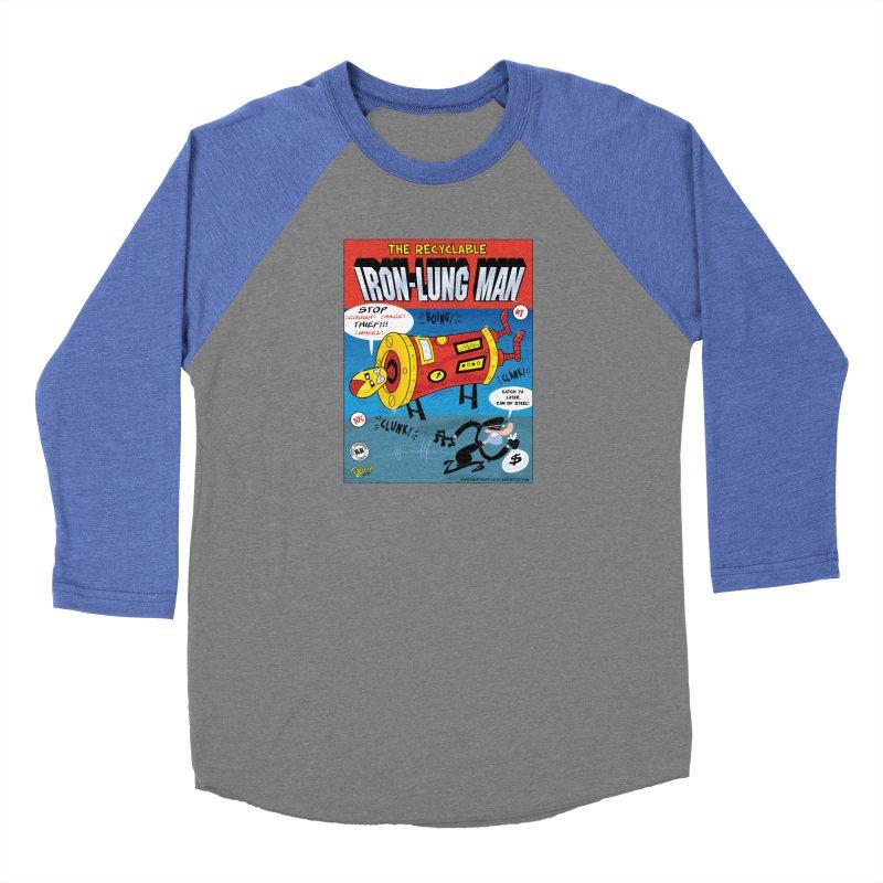 Iron-Lung Man Men's Longsleeve T-Shirt by righthemispherelaboratory's Shop