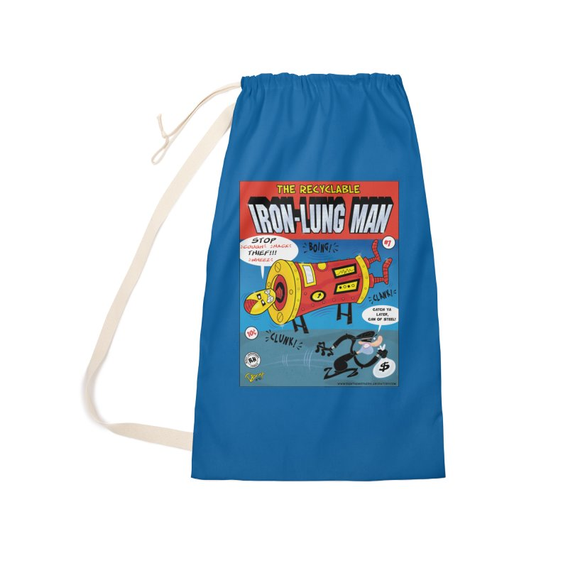 Iron-Lung Man Accessories Bag by righthemispherelaboratory's Shop