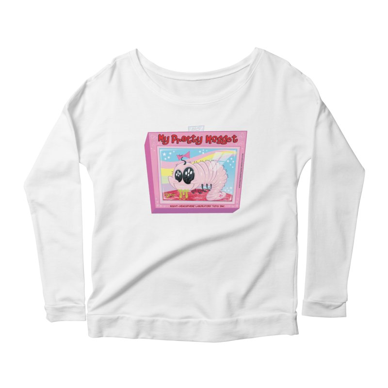 My Pretty Maggot Women's Longsleeve T-Shirt by righthemispherelaboratory's Shop