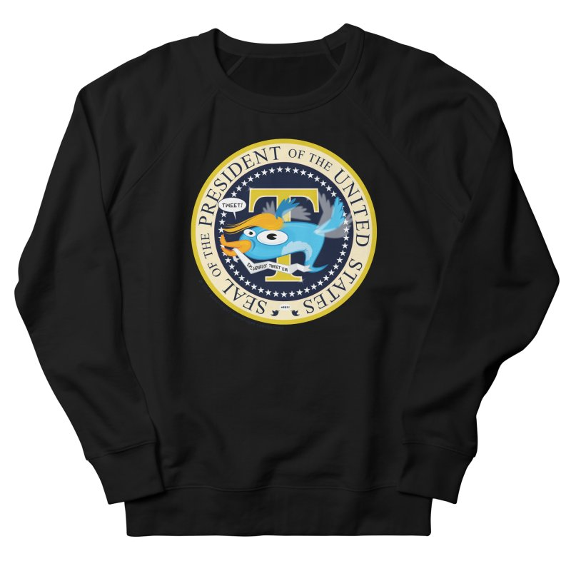 Trump POTUS Seal Men's Sweatshirt by righthemispherelaboratory's Shop