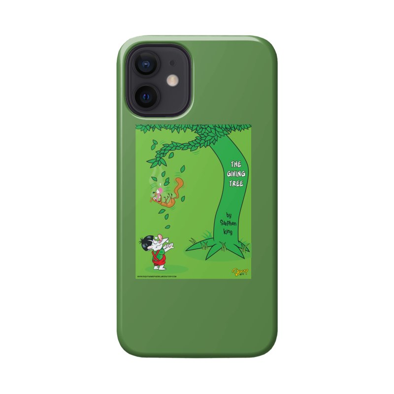 The Giving Tree Accessories Phone Case by righthemispherelaboratory's Shop