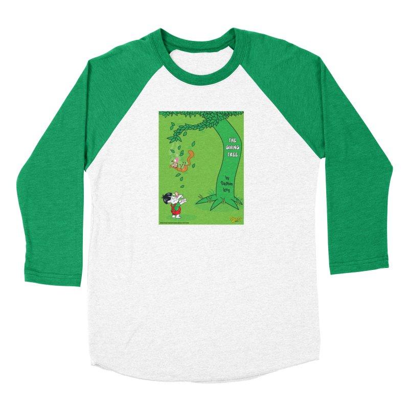 The Giving Tree Women's Longsleeve T-Shirt by righthemispherelaboratory's Shop