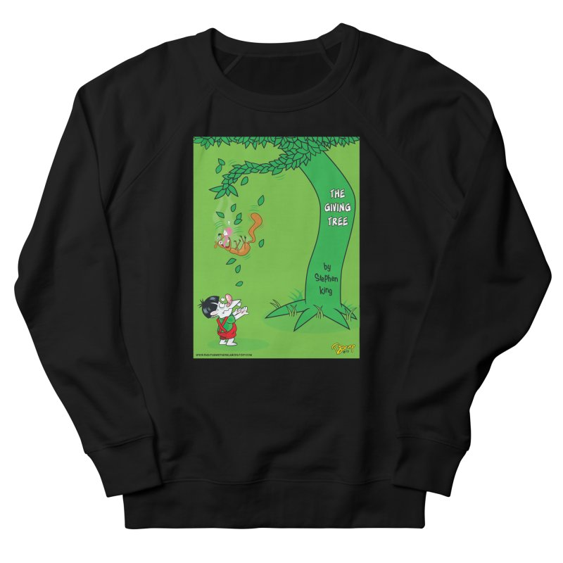 The Giving Tree Women's Sweatshirt by righthemispherelaboratory's Shop