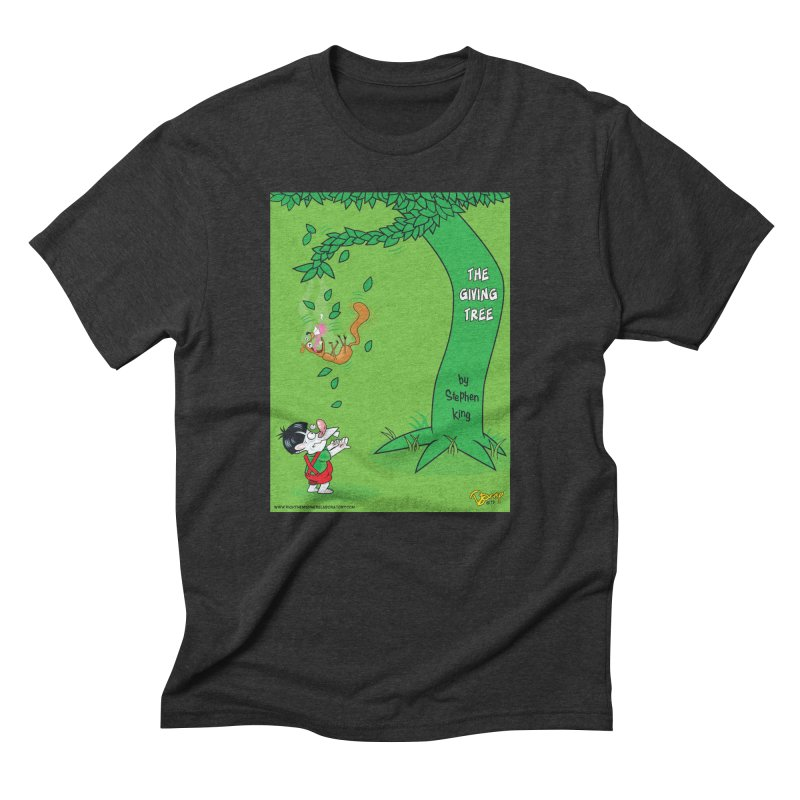The Giving Tree Men's Triblend T-Shirt by righthemispherelaboratory's Shop