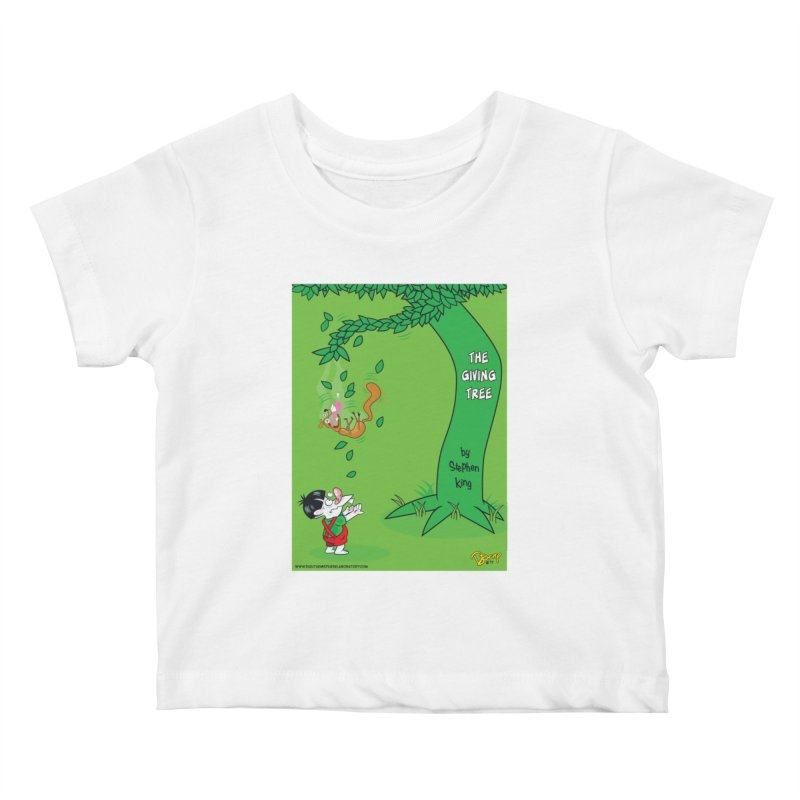 The Giving Tree Kids Baby T-Shirt by righthemispherelaboratory's Shop