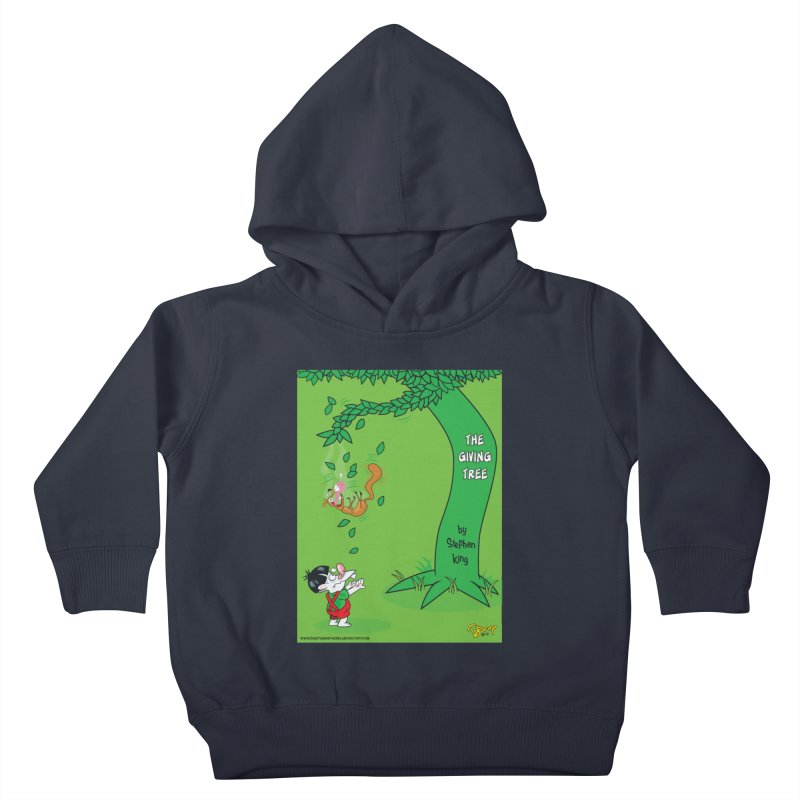The Giving Tree Kids Toddler Pullover Hoody by righthemispherelaboratory's Shop