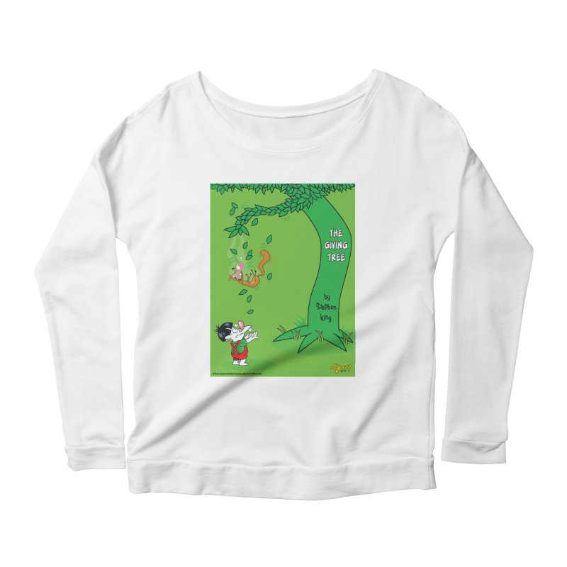 The Giving Tree Women's Longsleeve T-Shirt by righthemispherelaboratory's Shop