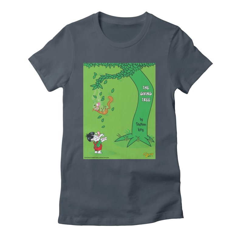 The Giving Tree Women's T-Shirt by righthemispherelaboratory's Shop
