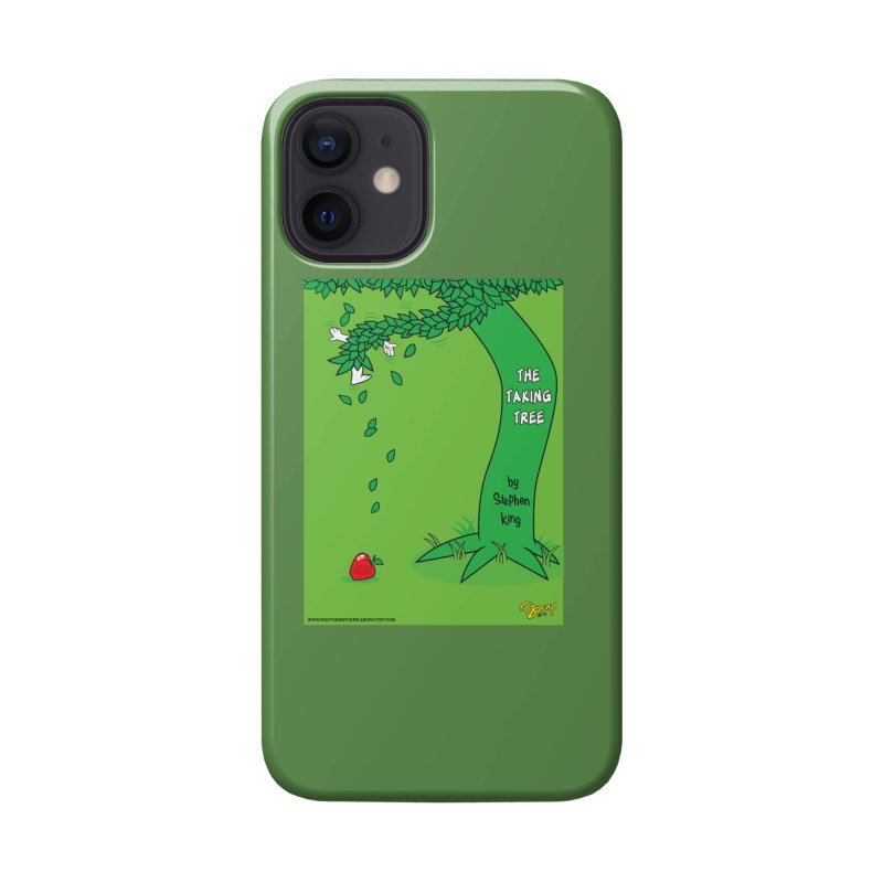 The Taking Tree Accessories Phone Case by righthemispherelaboratory's Shop