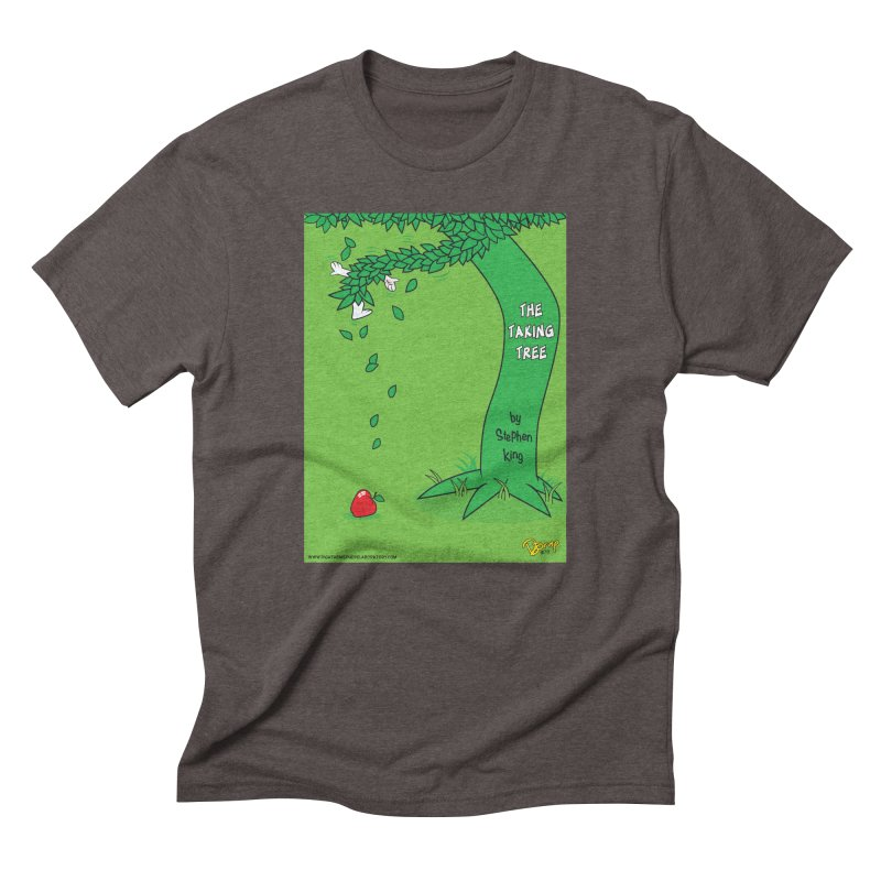 The Taking Tree Men's Triblend T-Shirt by righthemispherelaboratory's Shop
