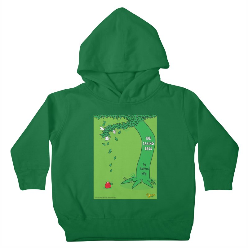 The Taking Tree Kids Toddler Pullover Hoody by righthemispherelaboratory's Shop