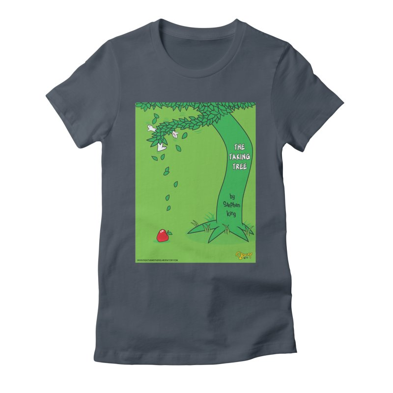 The Taking Tree Women's T-Shirt by righthemispherelaboratory's Shop